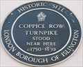 Image for Coppice Row Turnpike - Farringdon Road, London, UK