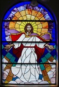 Image for Church of the Nazarene Window  -  Sciotoville, OH