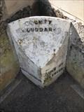 Image for County Boundary - Wansford Bridge, Cambridgeshire, UK