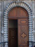 Image for Doorway of Minderbroederskerk in Sint-Truiden - Limburg / Belgium