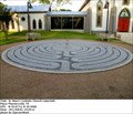 Image for St. Mary's Catholic Church Labyrinth - Plantersville, TX