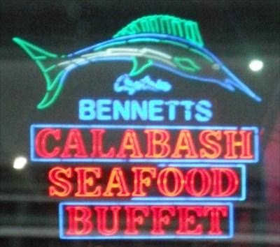 Bennett S Calabash Seafood No  North Myrtle Beach Sc
