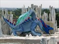Image for Ice Dragon - Legoland Windsor - London. Great Britain.