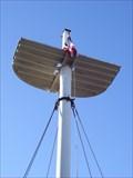 Image for Bowen's Wharf - Newport Rhode Island - Nautical Flag