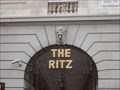 Image for The Ritz London Hotel - Lucia on Holiday  -  London, England, UK