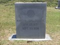 Image for Martha Jane Briscoe - Plainview Cemetery - Denton County, TX