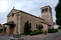 Image for L'église de  Saint-Martin-du-Lac, France