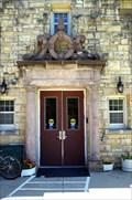 Image for 1800's Emmaus House Frieze Art - Marthasville MO