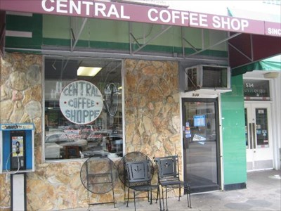 Central Coffee Shoppe St Pete Independent Coffee Shops On Waymarking Com