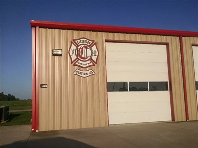 Centerton FD Station #3, by MountainWoods