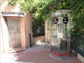 Image for Two payphones, Monaco, Boulevard of Jardin Exotique