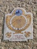 Image for Potey Sundial, St Pierre d'Argençon, France