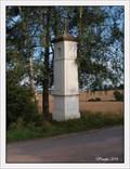 Image for Wayside shrine at former execution ground (Boží muka - Popravište) - Lanškroun, Czech Republic