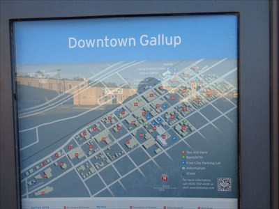 Historic Route 66 - Gallup Cultural Center