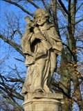 Image for St. John of Nepomuk // sv. Jan Nepomucký - Malín, Czech Republic