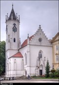 Image for Kostel Povýšení Sv. Kríže / Church of the Elevation of Holy Cross - Teplice (North Bohemia)
