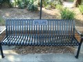 Image for Bahia Blanca Dedicated Bench - Sister Cities Jacksonville, Florida & Argentina