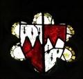 Image for Whittington coat of arms - St John the Evangelist - Slimbridge, Gloucestershire