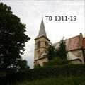 Image for TB 1311-19 Radonice n.Ohrí, kostel