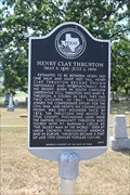 Image for Henry Clay Thruston