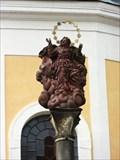 Image for Marian Column - Upice, Czech Republic