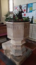 Image for Baptism Font - St Mary - Broomfleet, East Riding of Yorkshire