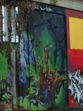 Image for A lot of Graffitis in and at a Lost Place - Laneuville-devant-Nancy Lorraine/France