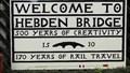 Image for 500 Years Of Creativity - Hebden Bridge, UK