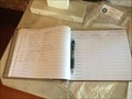 Image for Woelke-Stoffel House Guest Book - Anaheim, CA