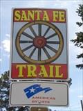 Image for Santa Fe Trail - Glorieta Pass Battlefield - Santa Fe, New Mexico, USA.