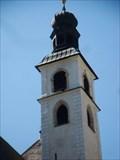 Image for Glockenturm Pfarrkirche Hl. Andreas - Kitzbühel, Tirol, Austria