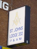 Image for St. John Masonic Lodge # 332 - Jackson TN