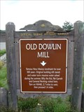 Image for Old Dowlin Mill