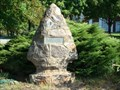 Image for Daniel Boone Trail MarkersDaniel Boone Trail Marker #49A - Hickory, North Carolina
