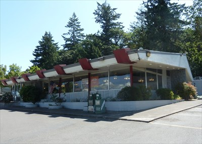Dennys Eugene Or Googie Architecture On