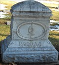 Image for McCraw Family Stone - Forest Hill Cemetery - Kansas City, Mo.