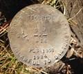 Image for T15S R10E S9 16 1/4 COR - Deschutes County, OR