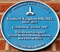 Image for Isambard Kingdom Brunel - Windsor Road, Salisbury, UK