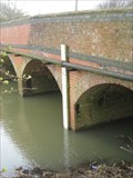 Image for Nether Heyford  River Gauge -Northants