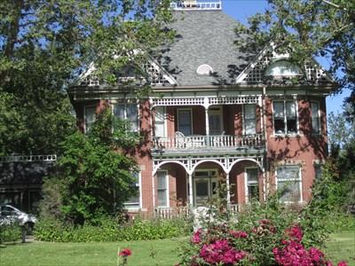 The Antone Nielson Folk Victorian Home Draper Utah Victorian