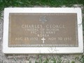 Image for Private Charles George