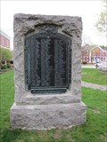 Image for Kennebunk World War I Memorial - Kennebunk, Maine