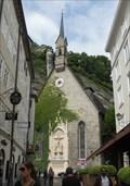 Image for Bürgerspitalkirche St. Blasius - Salzburg, Austria