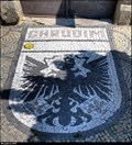 Image for Znak Chrudimi pred Starou radnicí / Coat of arms of Chrudim in front of the Old Town Hall - Chrudim (East Bohemia)