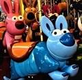 Image for Jessie's Critter Carousel Hidden Mickey  - Anaheim, CA