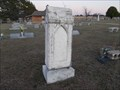 Image for Jeffie L. Oliver - Hennepin Cemetery - Hennepin, OK