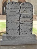 Image for Ten Commandments - Graham, TX