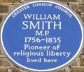 Image for William Smith MP - Queen Anne's Gate, London, UK