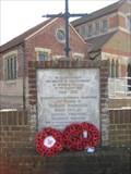 Image for Great War Memorial  Dagnall, Bucks