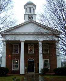 Old Orange County Courthouse (Hillsborough, NC) - U S